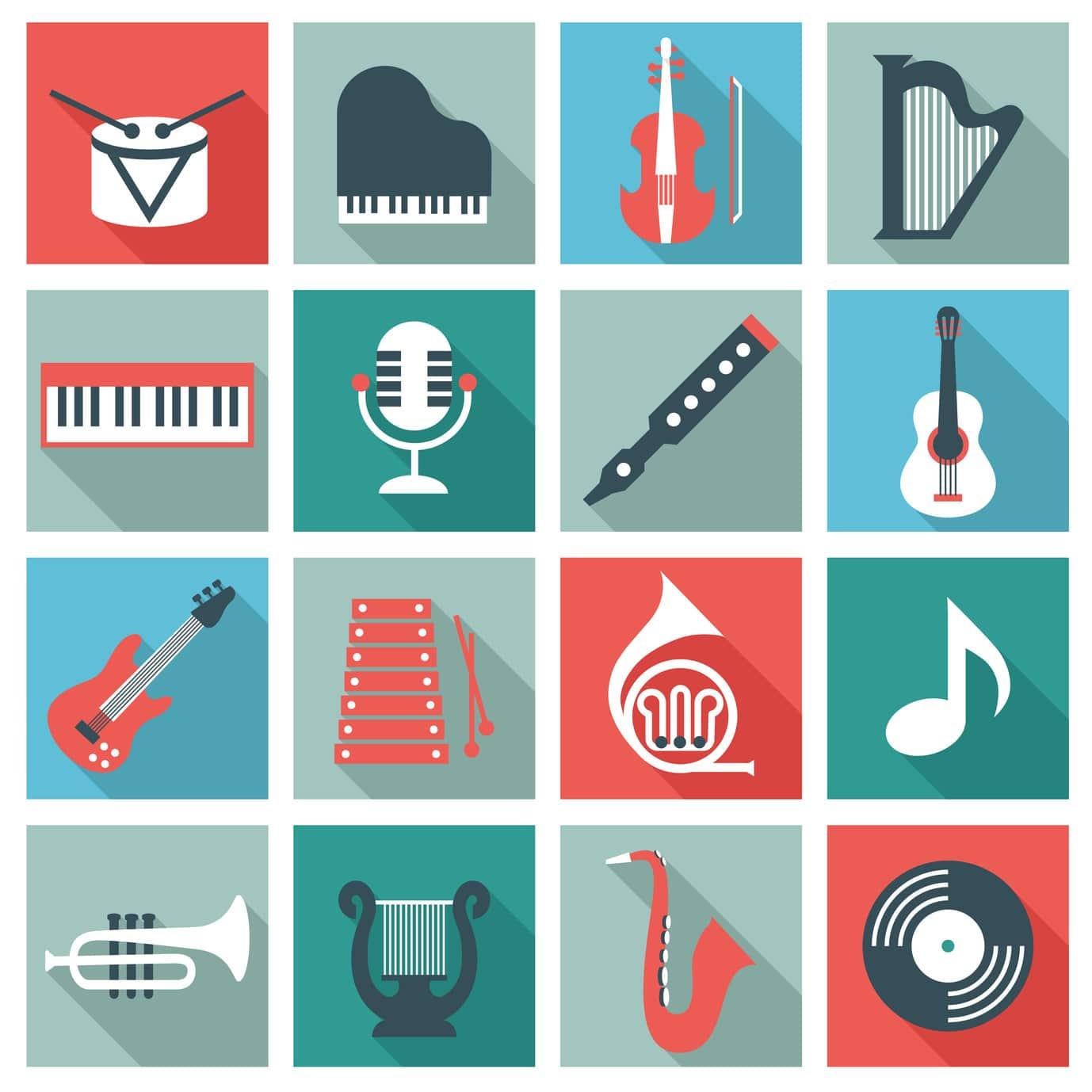 comment apprendre  u00e0 faire d u2019un instrument de musique