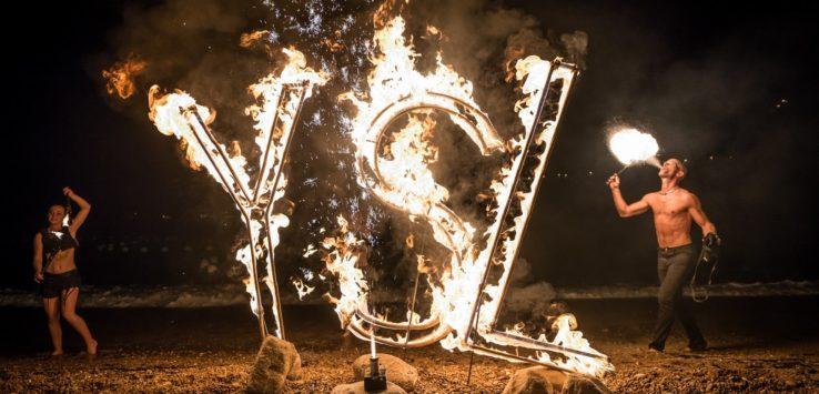 Soiree-feu entreprise-YSL