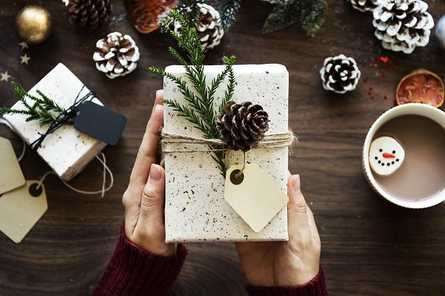 recevoir des cadeaux